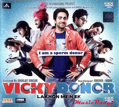 Vicky Donor hindi mp3 songs
