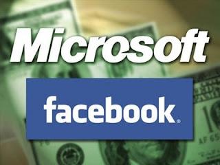Teknologi Iklan Microsoft Ingin Dibeli Facebook