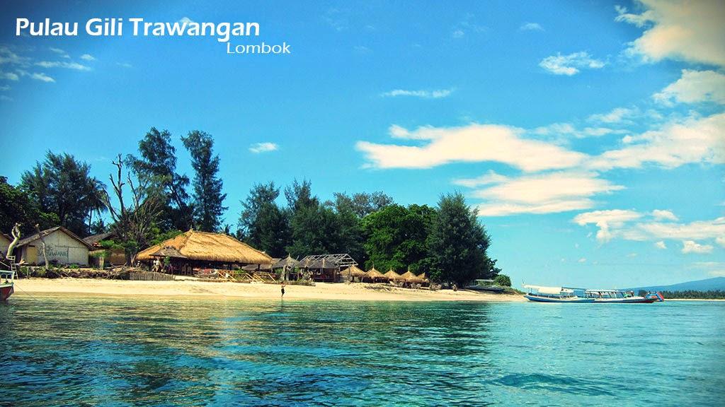 Pulua Gili Trawangan, wisata lombok, tempat wisata di lombok, surga diving, tempat wisata di indonesia,