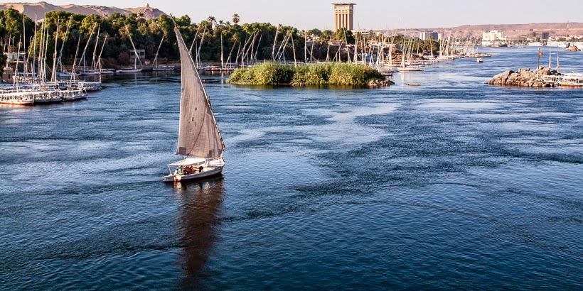 Asszuán, Egyiptom.