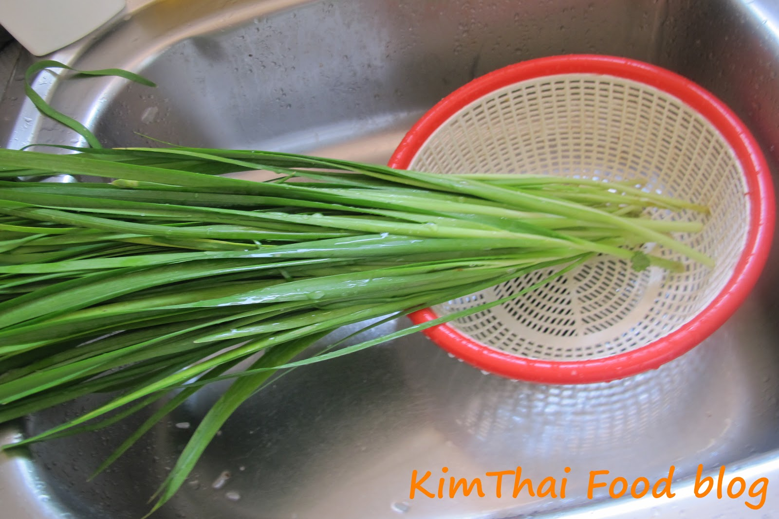 how to cook garlic chives