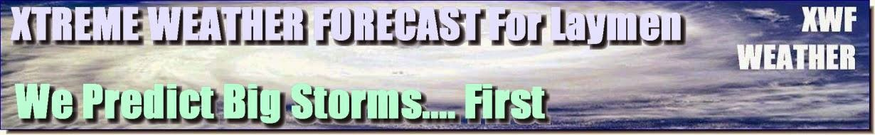 XTREME WEATHER FORECAST (XWF) For Laymen CYCLONE TYPHOON HURRICANES TROPICAL STORM EARLY WARNING