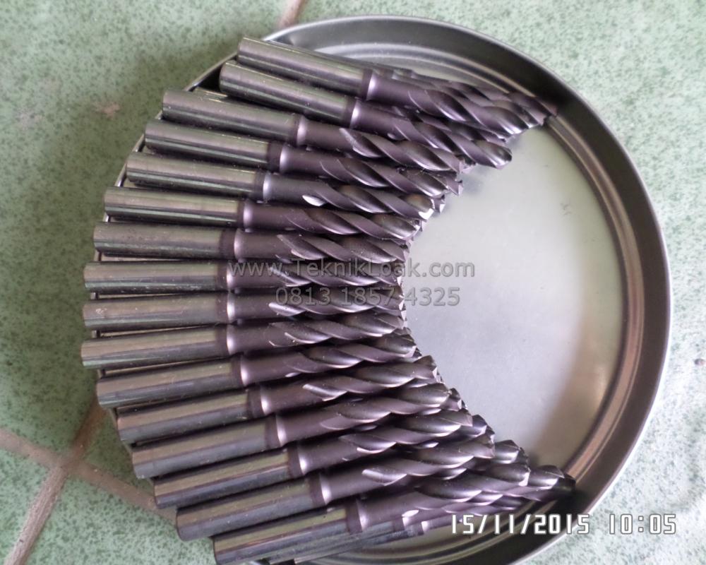 Drill carbide d6,3x45xd8.80 Bor Carbide Bekas