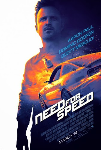 Need for Speed 2014 Bioskop