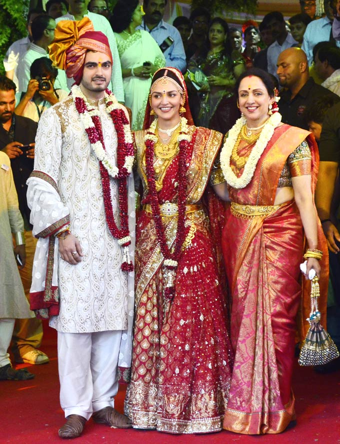 Sunny Deol Wedding http://photos.addatoday.com/2012/07/esha-deol-wedding-picture-gallery.html