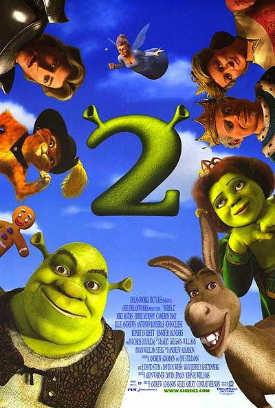 Shrek 2 2004 animatedfilmreviews.filminspector.com