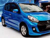 Harga dan Spesifikasi New Daihatsu Sirion 2015