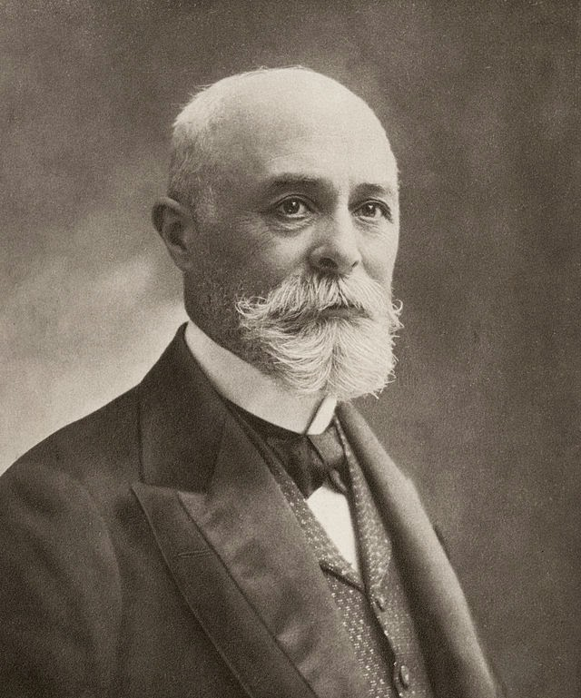 Antoine Henri Becquerel Photo