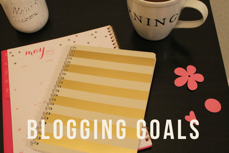Endlessly Beloved: Blogging Goals