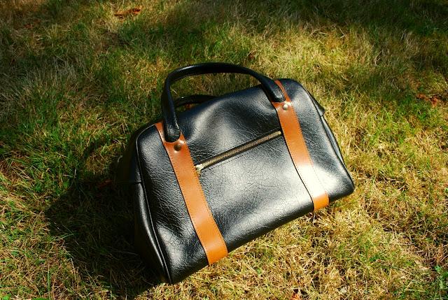 Tasche vom Flohmarkt