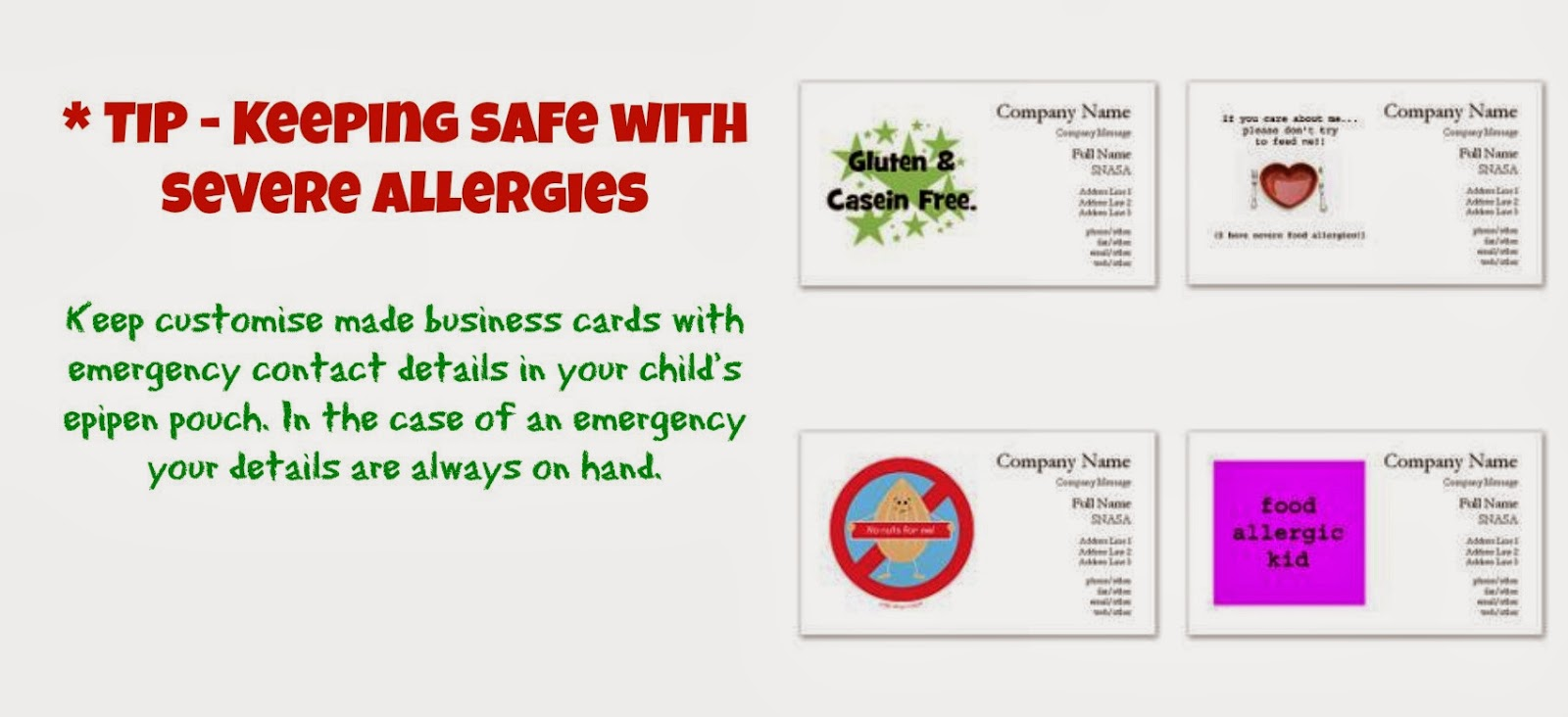 http://www.cafepress.com.au/+food-allergy-alert+business-cards?aid=78986732