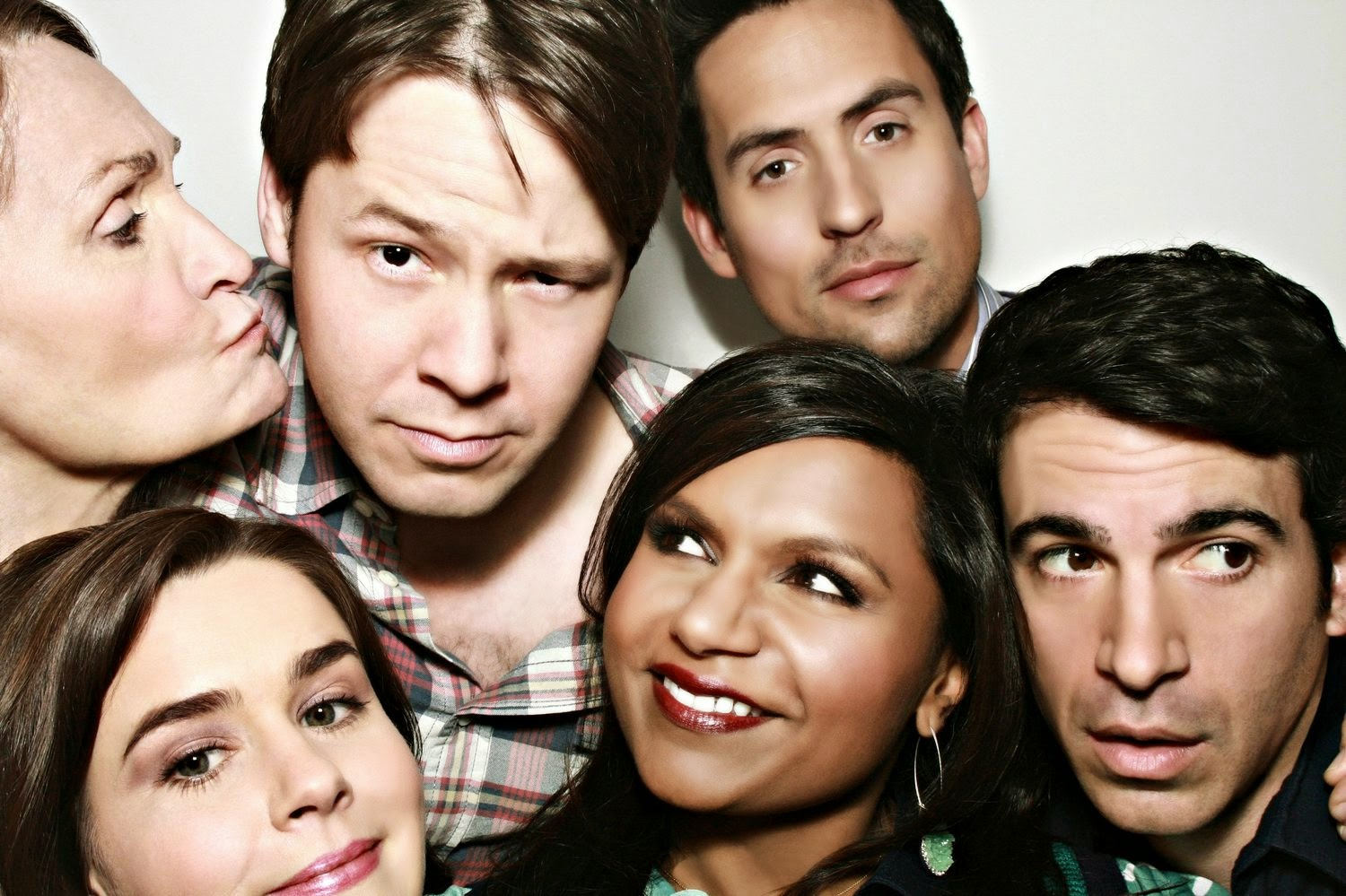 the mindy project actors