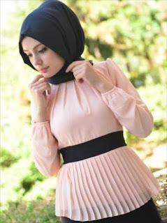 Inilah Hijab Modern Model Turki Terbaru 2016 image
