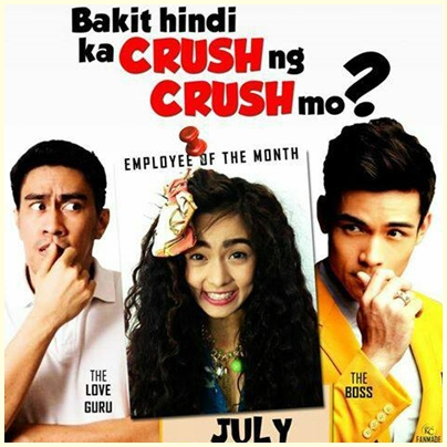 Bakit Hindi Ka Crush ng Crush Mo - Kim Chiu and Xian Lim