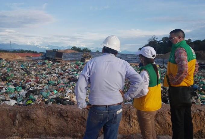 CAS investiga supuesta contaminación de la Ciénaga de San Silvestre por presunto vertimiento de lixiviados
