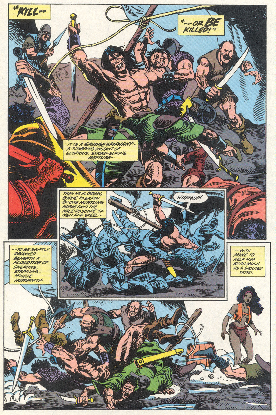 Conan the Barbarian (1970) Issue #275 #287 - English 7