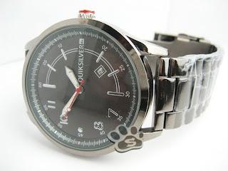 jam tangan diameter besar untuk pria model rantai fitur tanggal