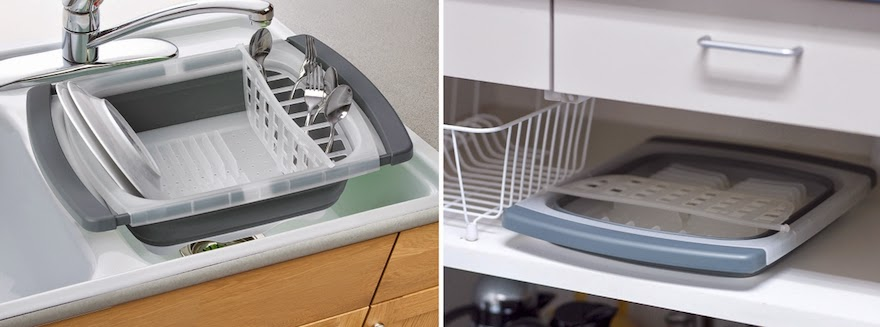 Stacking And Nesting Storage For Small Kitchens Items