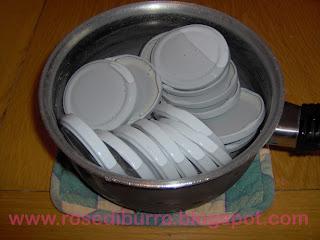 come sterilizzare i vasetti per la marmellata