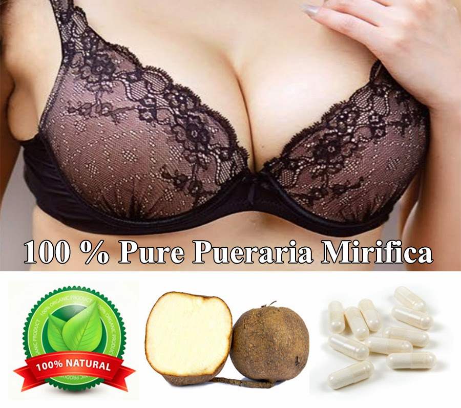 pueraria mirifica male breast growth