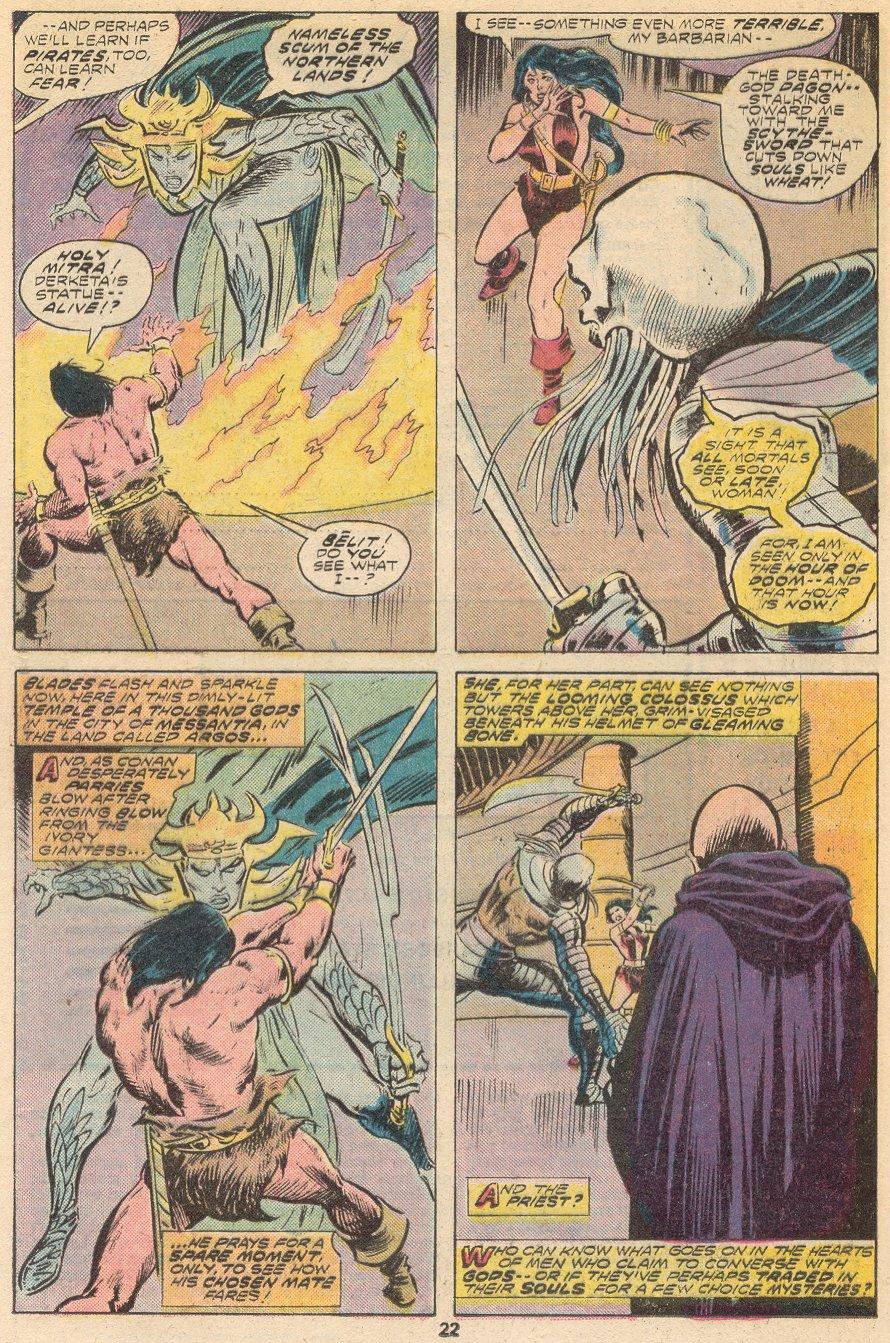 Conan the Barbarian (1970) Issue #66 #78 - English 14