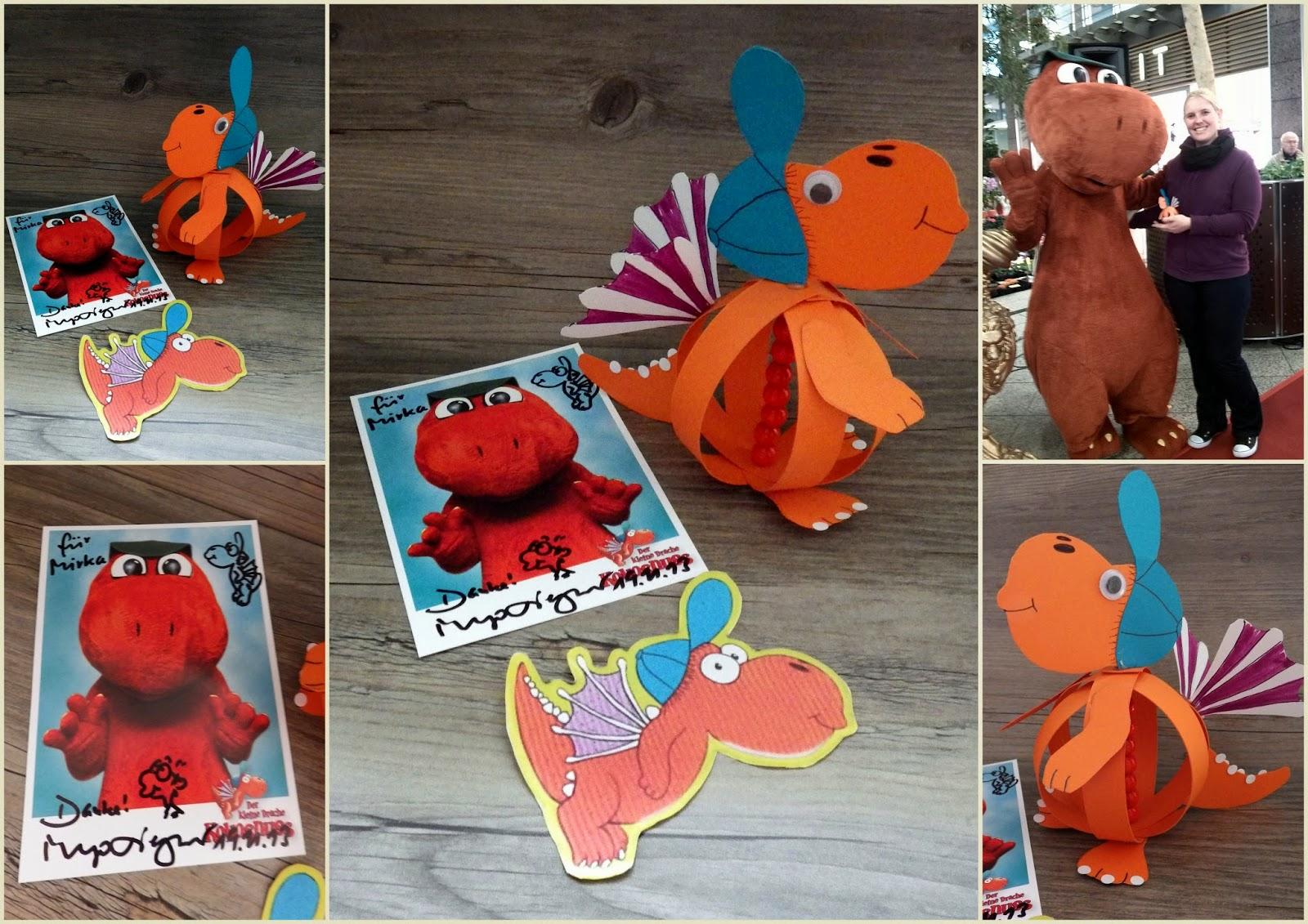 Crafts By Mirka Der Kleine Drache Kokosnuss Paperball