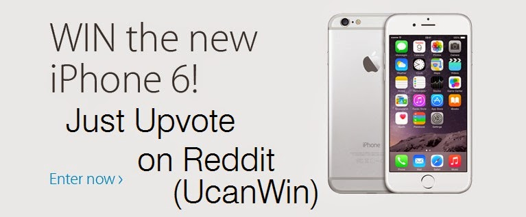 Win the new iPhone 6