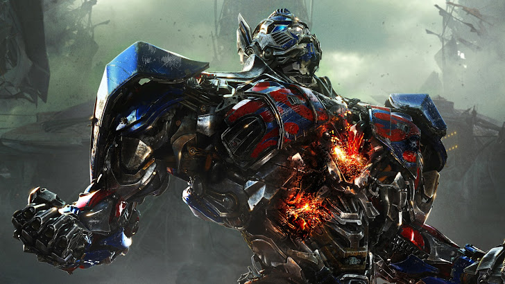 Transformers 4 Movie Optimus