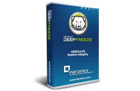 برنامج ديب فريز  program Deep Freeze