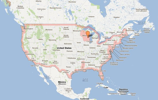 Wisconsin cosa fare e vedere viaggio USA Nord America