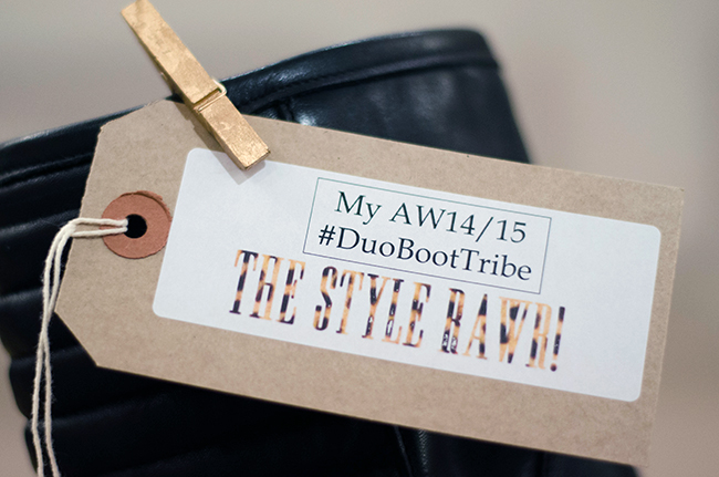 DuoBootTribe Bath