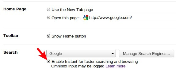 how to make chrome load faster