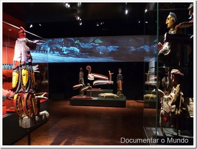 Animais como Gente, Máscaras e Marionetas do Mali; Museu Nacional de Etnologia; Lisboa