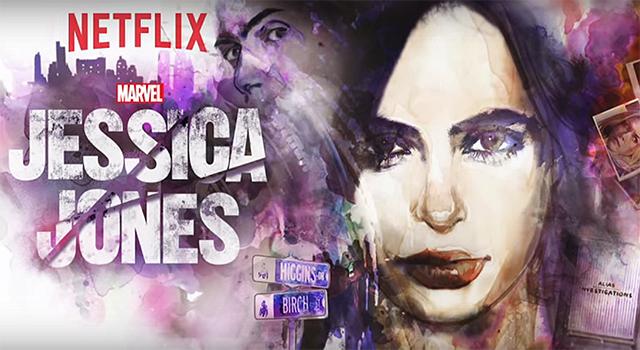 Jessica Jones Primera Temporada Completa