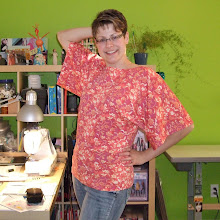 Kimono Sleeve Top - Version 1