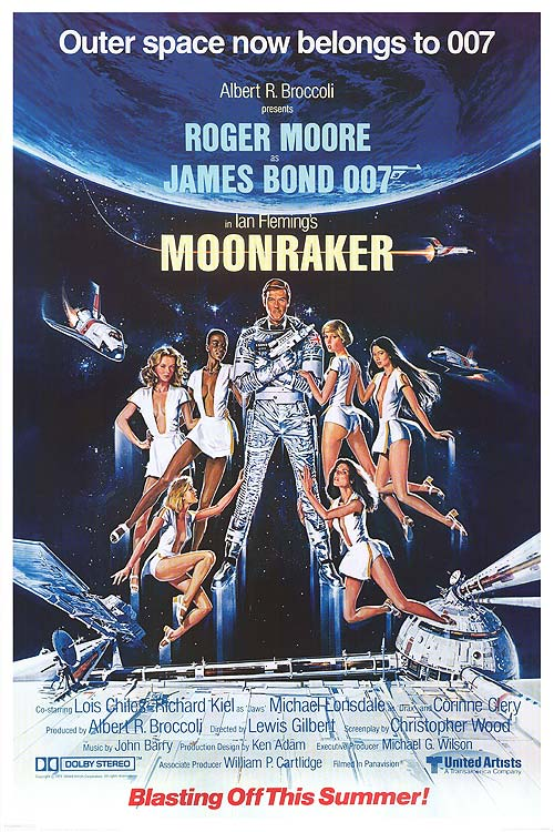 Moonraker full movie