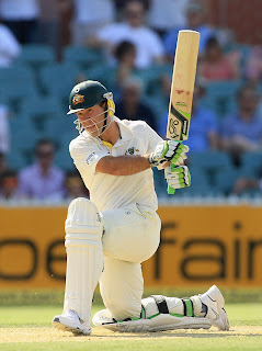 Ricky Ponting batting pictures