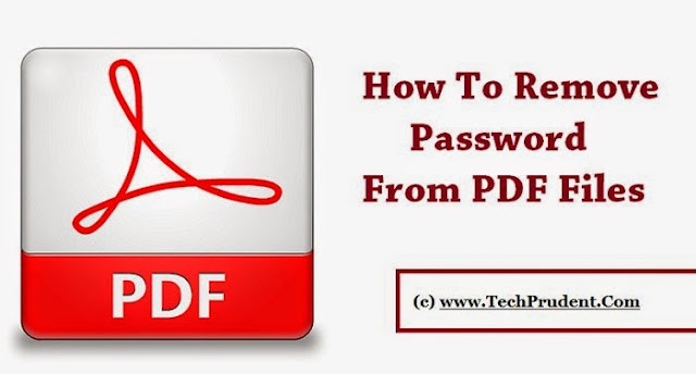 Remove-Password-From-PDF-Files