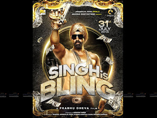 Singh Is Bling HD Official Trailer 2015 and Movie link