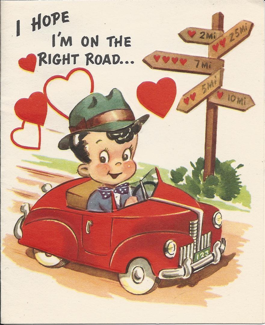 Mod Lodge Vintage Happy Valentine S Day