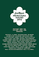 Cartel Primavera Sound