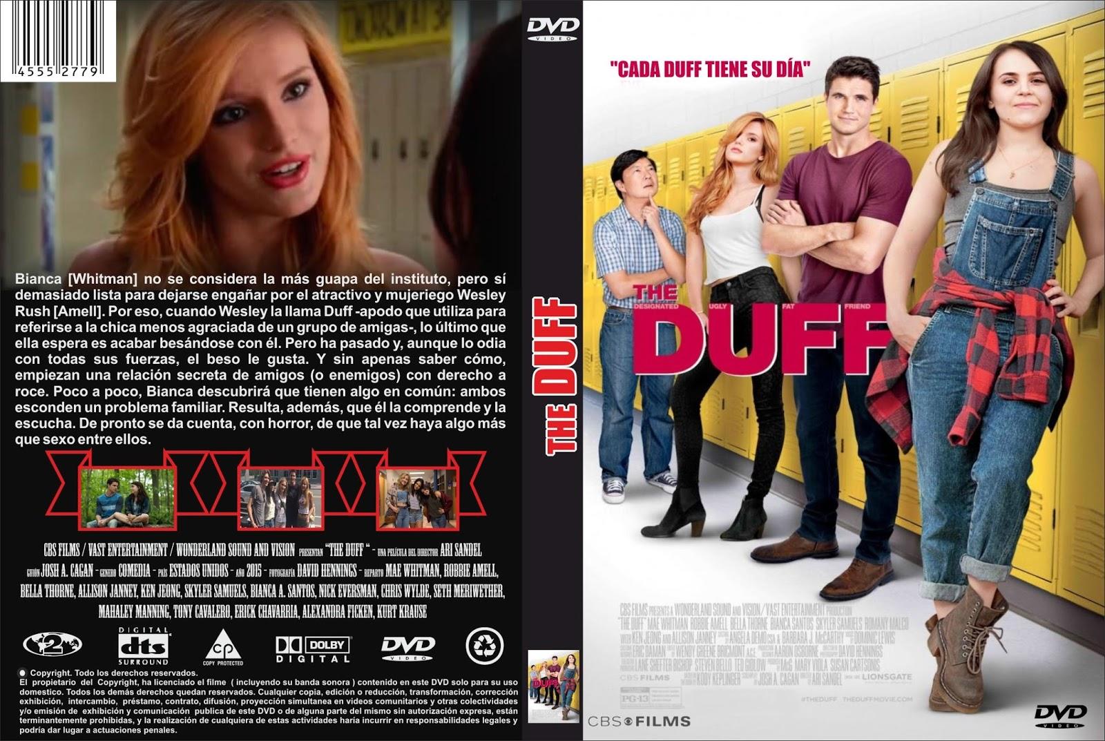 Download D.U.F.F. Você Conhece, tem ou é BDRip XviD Dual Áudio The 2BDuff 2BCustom 2BPor 2BJonander1 2B  2Bdvd