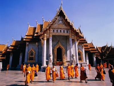 Бангкок Храмы туризм