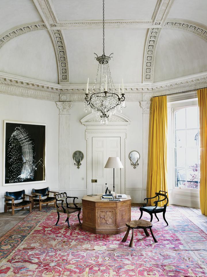 D cor de provence rose uniacke for Home decorations london