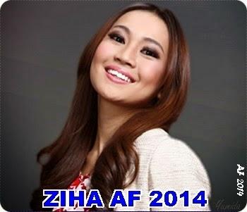 Ziha Tersingkir Di Konsert AF 2014 Minggu 6