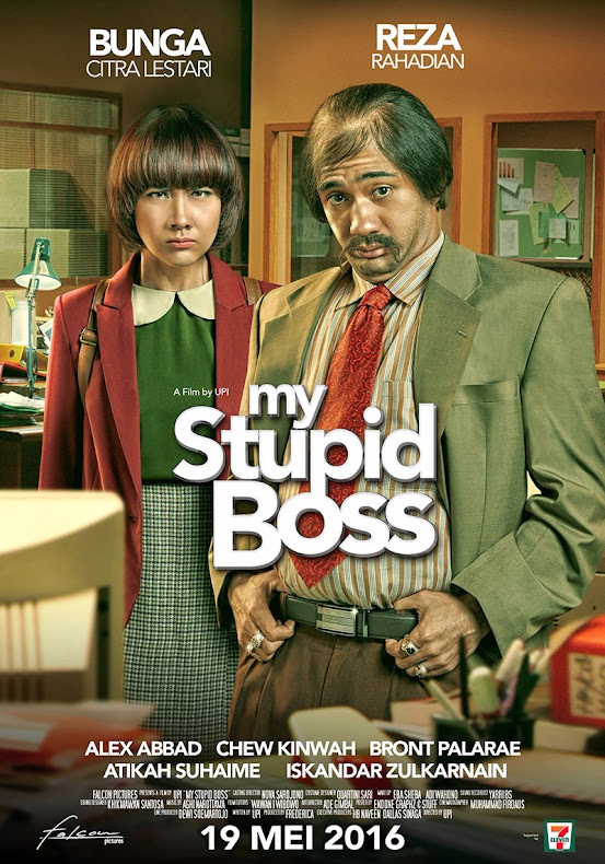 19 MEI 2016 - MY STUPID BOSS (INDO)