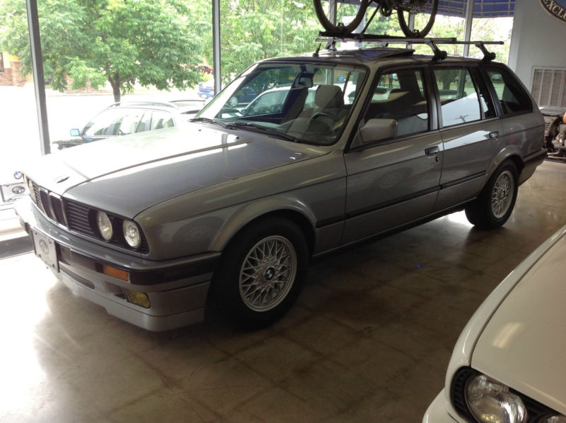 15k: (OO≡[][]≡OO): 1989 BMW 325iT E30 Wagon