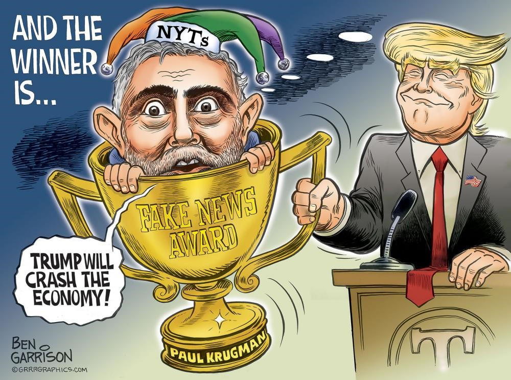 Fake News Award Winner