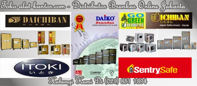 Distributor Jual Brankas Murah Jakarta