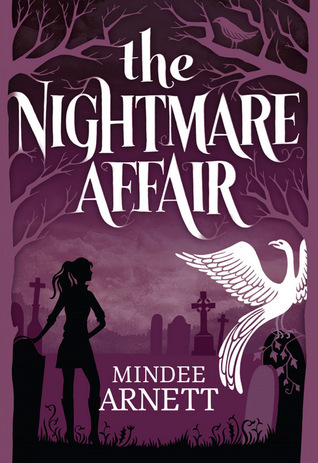 The Nightmare Affair book cover